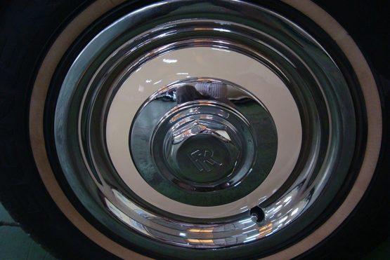 Cromado tapacubos Rolls Royce