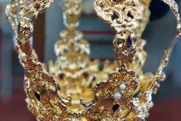 Baño metálico de artículos religiosos en Murcia
