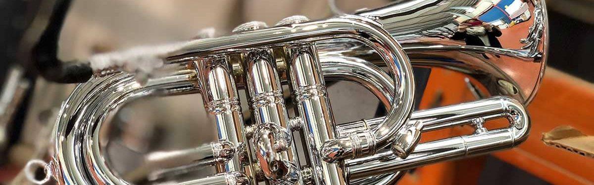 Cromado trompeta