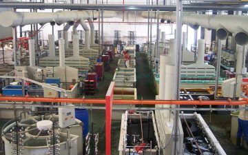 Cromados Nicolás fábrica