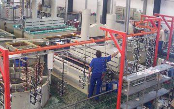Cromados Juan Nicolás fábrica