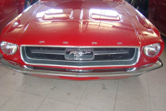 Cromado Ford Mustang
